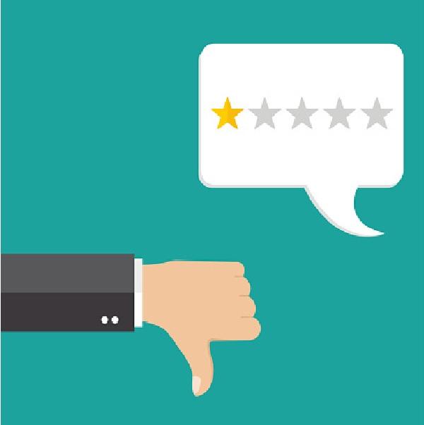 Một phản hồi sản phẩm tệ sẽ ảnh hưởng nghiêm trọng đến uy tín của shop