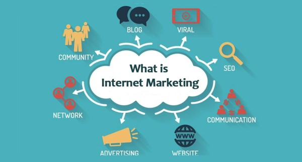 Marketing online gồm những phần nào