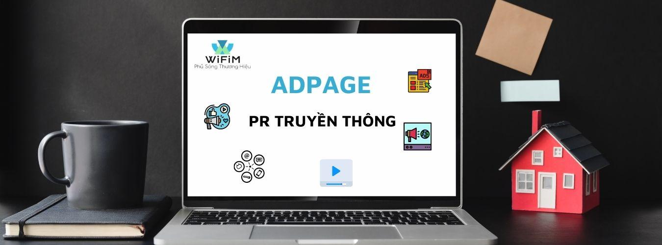 AdPage PR Truyền Thông