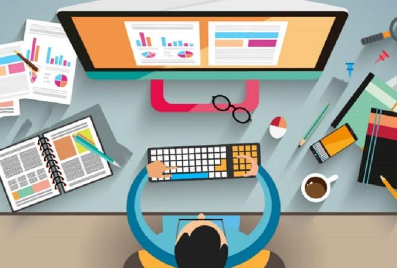 Thiết kế website tại TPHCM bao gồm nhiều dịch vụ khác nhau