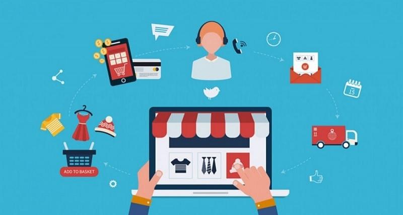 Kinh doanh sản phẩm trên nhiều kênh bán hàng khác nhau