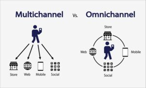 So sánh Onmi chanel và Multichanel
