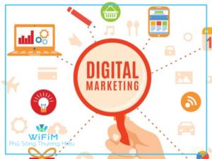 Dịch vụ Digital Marketing – quảng cáo thương hiệu qua mọi kênh số
