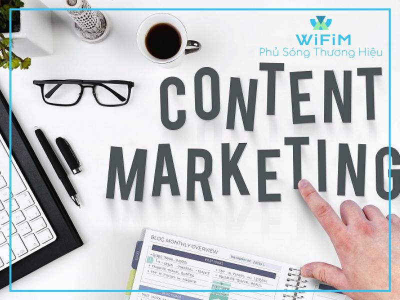 Sáng tạo Content Marketing hấp dẫn, mang hiệu quả cao