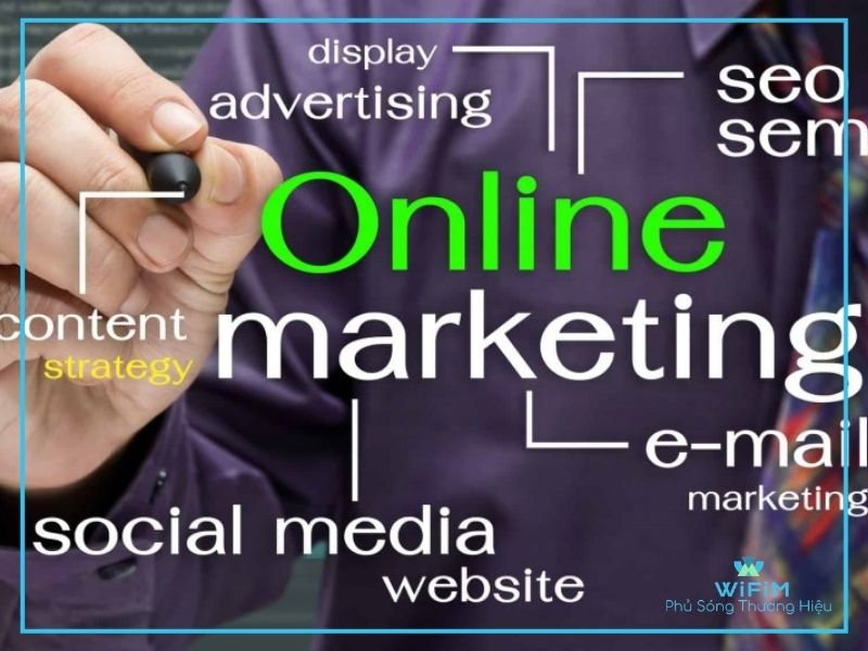 Ứng dụng các xu hướng online marketing