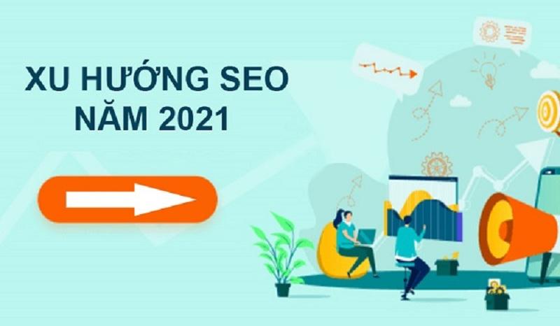 Xu hướng SEO 2021 chị sự ảnh hưởng của UX