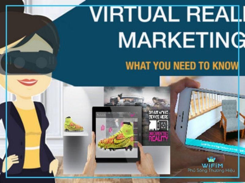 Marketing 4.0 ứng dụng công nghệ VR