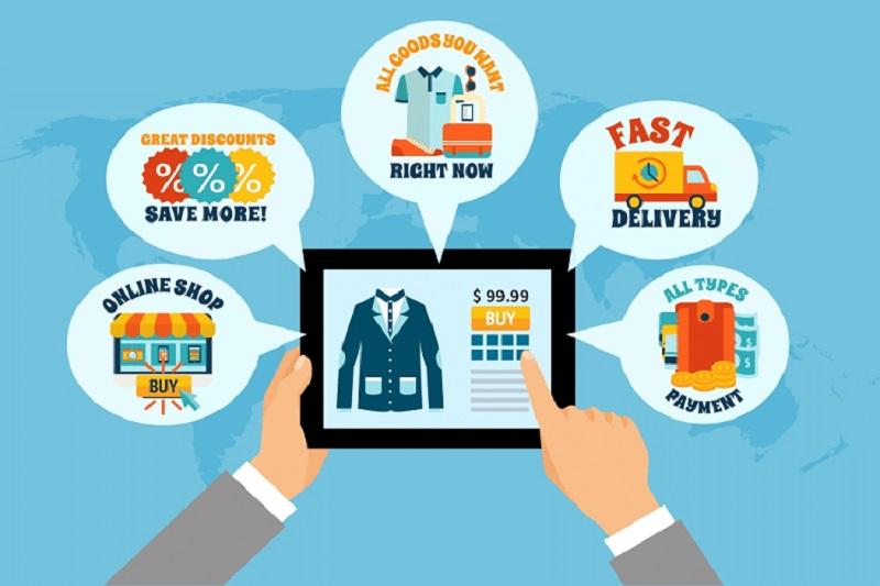 Khái niệm website thương mại điện tử