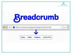 Lợi ích của Breadcrumb
