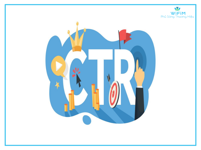 Giới thiệu khái niệm CTR ( click through rate )