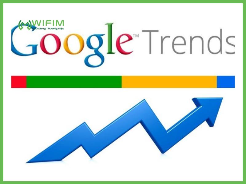 Kiểm tra từ khóa được tìm kiếm nhiều nhất với Google Trends