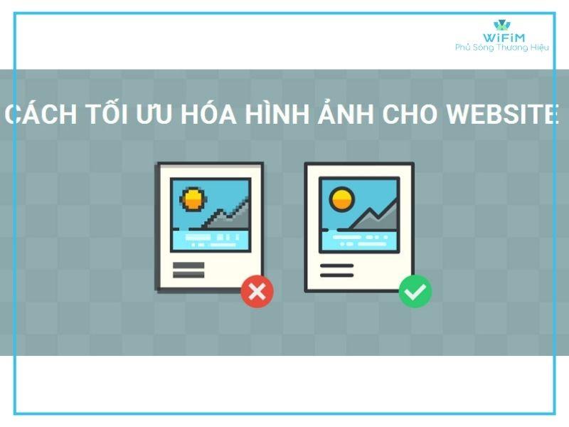 Cách tối ưu hóa hình ảnh cho website