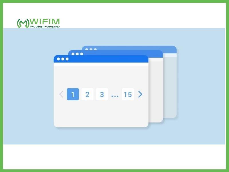 Vai trò quan trọng của pagination đối với website